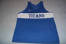 Titans Russell Athletic Tank Top Muscle T-Shirt Adult Large