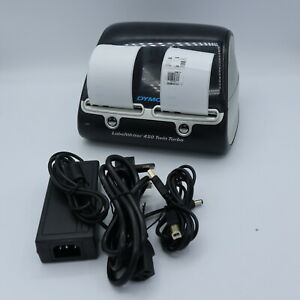 Dymo LabelWriter 450 Twin Turbo Thermal Label Printer including 1,000+ Labels