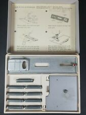 New ListingVintage Sears Kenmore Sewing Machine Accessories Box Cams Buttonholer 923