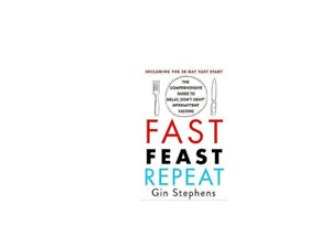 Fast. Feast. Repeat., Gin Stephens,  Paperback #60005