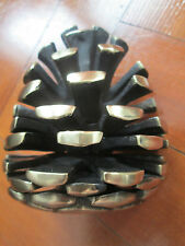 Wonderful Large solid brass Pine cone door knocker