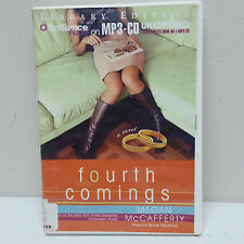 Fourth Comings by Megan McCafferty MP3 CD Audiobook Unabridged Jessica Darling 4