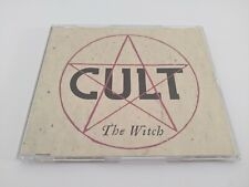 THE CULT - The Witch EP - Australian Import - Virgin Records - Contains 4 Tracks