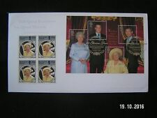 More details for hm queen elizabeth the queen mother first day cover