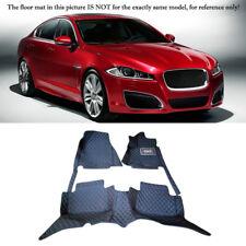 For Jaguar XF 2009-2015 Interior Waterproof Front Rear Floor Mats Carpet Line