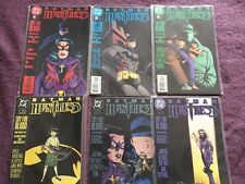 Batman / Huntress: Cry For Blood (2000) complete run issues 1-6 DC Comics