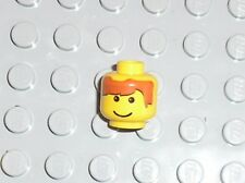 Tete Personnage LEGO TRAIN minifig head 3626bpx17 / Set 4560 4561 4556