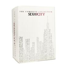Sex and the City Complete Series Collection Seasons 1-6 DVD Box Set Gift New