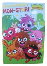 Moshi monsters birthday card for any age by Gemma