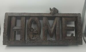Free standing home sign/ Cottage Country House Decor Mouse Mice Door mouse