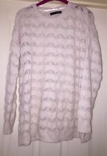 Atmosphere Size 16 Lace Knit Jumper
