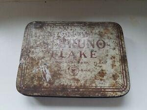 Vintage Cigarette Tobacco Tin Ogden's St Bruno Flake