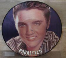 Elvis Presley / Paralyzed  (picture disc 2009)