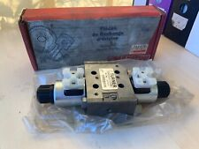 NOS GENIUNE MANITOU PARTS TURNER POWERTRAIN SYSTEMS VALVE 702376