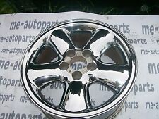 1997-1999 CADILLAC CATERA ONE (1) CHROME 5 SPOKE 16' WHEEL RIM (MORE AVAILABLE)