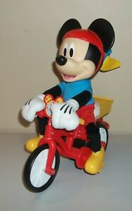 Disney Mickey Mouse Interactive Silly Wheelie Mickey - Fisher Price 2015