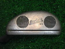 "Mens Rh Vintage Ray Cook M1 36"" Mallet Style Putter Sound Slot Golf Club Texas"