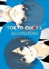 Tokyo Ghoul Illustrations Zakki by Ishida Sui
