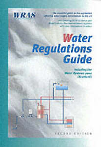 WATER REGULATIONS GUIDE - SECOND EDITION - BRAND NEW - WRAS