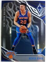 2018 18 Panini Chronicles Kevin Knox Rookie RC #595, New York Knicks