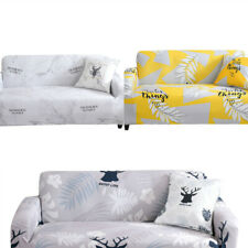 Nordic Sofa Slipcover Elastic Soft Settee Cover Home Textile Mat Couch Covers