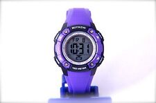 Multi Function Sport LCD Watch Stopwatch 100M Water Resistant  GYM or Running
