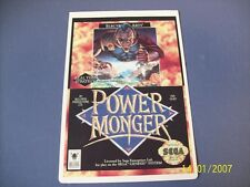 Power Monger Genesis Vidpro Card