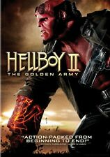 Hellboy II: The Golden Army (DVD - Disc Only)