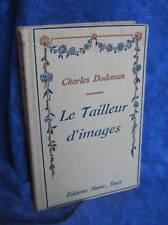 LE TAILLEUR D'IMAGES / CHARLES DODEMAN / MAME