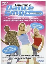 Dance Sing Academy Volume 2 DVD Learn To Perform Like A Real Star