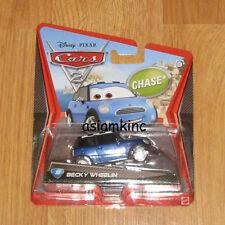 Disney Pixar Cars 2 Becky Wheelin NO. 33 CHASE #33
