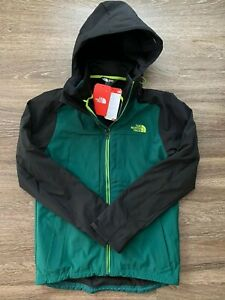 NWT North Face Men's Apex Storm Peak Triclimate Jacket Green Size Small $299