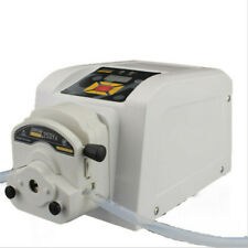 Laboratory Liquid Metering Peristaltic Pump 110v Flip-Top Easy Tubing Silicon