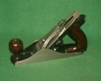 Vintage Stanley Bailey No 3 Type 17 Ca 1942-45 Smooth Woodworking Plane Inv#MM03