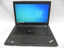 """Lenovo ThinkPad 14"""" T440 Windows 10 Intel i5 4th Gen 2.70GHz 12GB RAM 256GB SSD"""