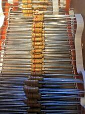 NOS Draloric resistor LCA0411 820R 820 Ohms 10 PCS
