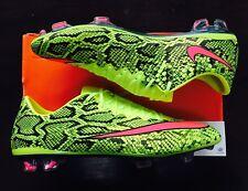 Nike Mercurial Vapor X Snakeskin Boots by Graffia Studio FG SE – Size UK 11