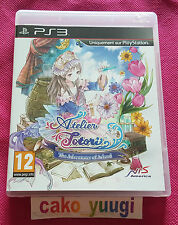 ATELIER TOTORI THE ADVENTURER OF ARLAND SONY PS3  VERSION FRANCAISE