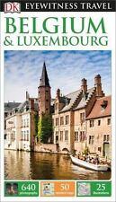 DK Eyewitness Travel Guide: Belgium & Luxembourg-ExLibrary