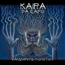 KAIPA DA CAPO-  Dårskapens Monotoni  DIGIPAK CD NEW 2016 ROINE STOLT AND FRIENDS