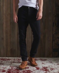 Superdry Mens Core Straight Chinos