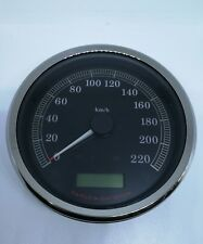 "Harley Davidson 74775-11A Analog Speedometer Tachometer 5"" Dyna Softail Bike"
