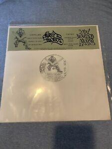 """Hilltop Hoods - Back Once Again 12"""" EP Vinyl Very Rare Oz Hip Hop"""