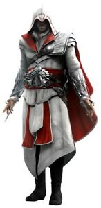 Assassins Creed II Ezio Custom-Made Cosplay/Halloween Costume - Men's  Large