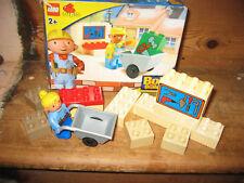 DUPLO LEGO BOB BUILDER WENDY WHEEL BARROW PLAYFIGURE ASSORTED CONSTRUCTION BRICK
