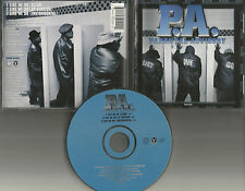 P.a. PARENTAL ADVISORY Like we Do 3TRX w/RARE CLEAN & INSTRUMENTAL USA CD single