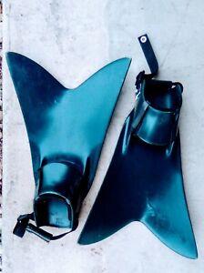 Force Fins, Blue XL