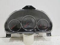 2003-2005 Honda Civic Speedometer Head Cluster KPH 99K OEM