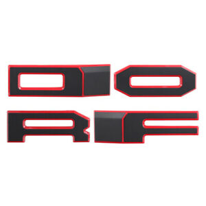 Raptor Style Grille Grill Letters  Fit For Ford Ranger
