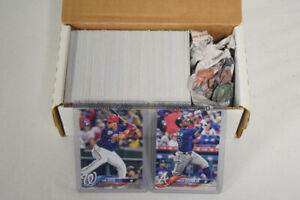 2018 Topps Update Series Complete Set Ohtani Acuna Rookie Cards AG351